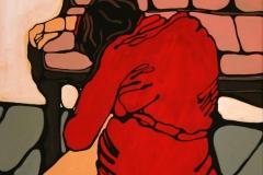 La donna piangente TAT